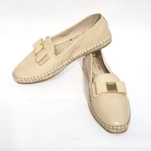 Cole Haan TALI Bow Espadrille Loafers Size 6